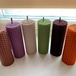 Декоративные свечи - Свечи из вощины натуральные, 0