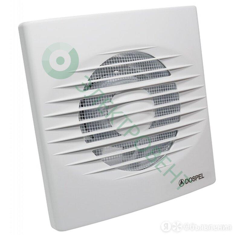 Бытовой вентилятор Dospel ZEFIR 120 WCH по цене 1621₽ - Вентиляторы, фото 0