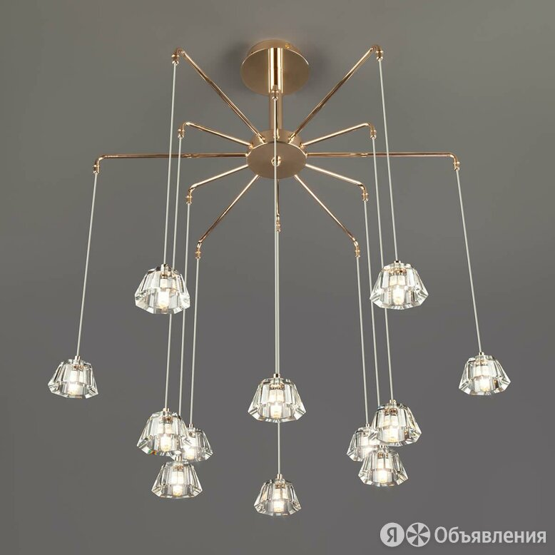Подвесной светильник Bogates 306/12 по цене 14700₽ - Люстры и потолочные светильники, фото 0