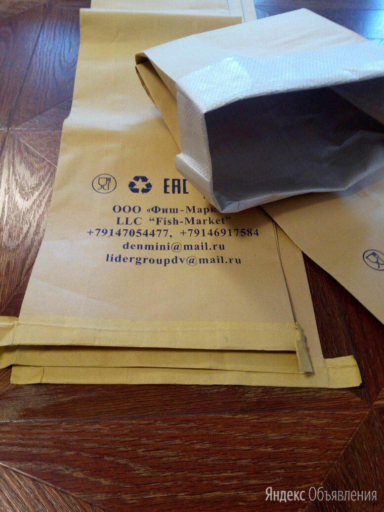 """Мешки под рыбу """"сэндвич бэг"""" 105*40см. 1Сорт,1/300шт, Китай.Страница с текстом по цене 22₽ - Упаковочные материалы, фото 0"""