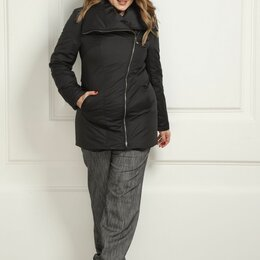 Одежда и обувь - Куртка 2101 AMORI черная Модель: 2101, 0