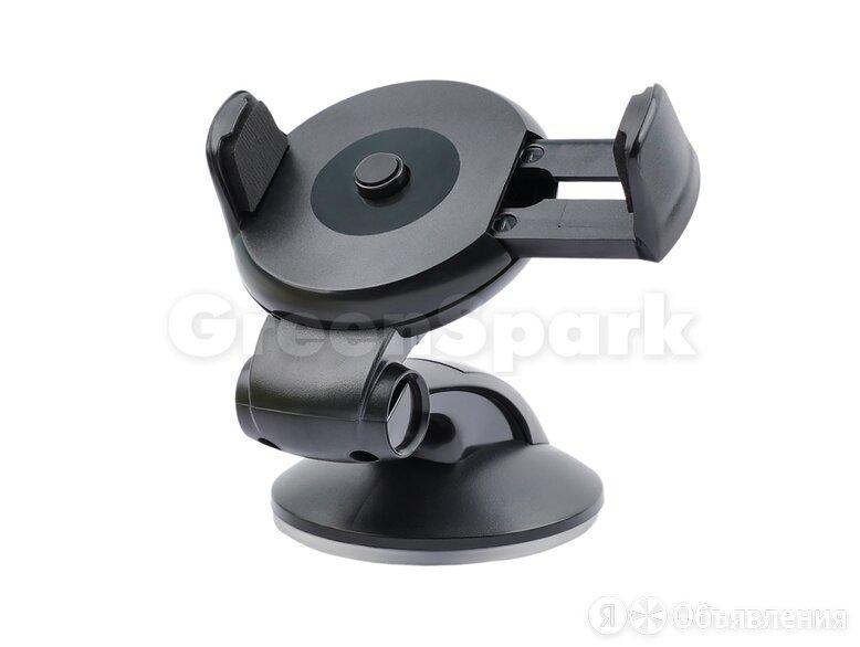 Авто-держатель VIXION R3 с присоской на стекло (черный) по цене 300₽ - Держатели мобильных устройств, фото 0