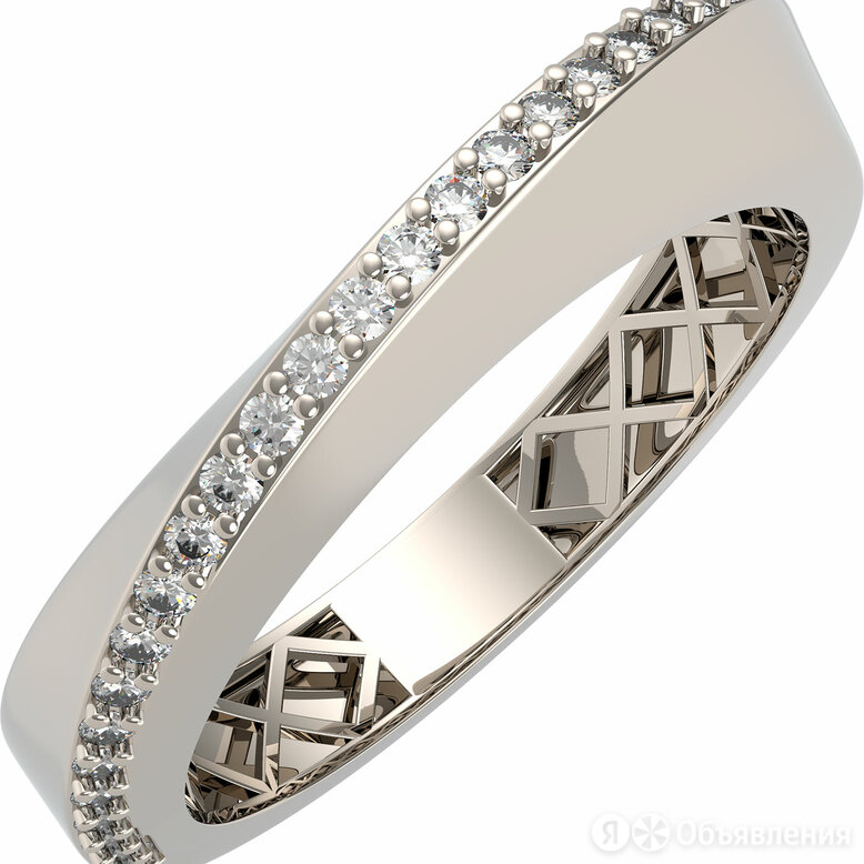 Кольцо Grant 5101585-gr_17-5 по цене 36540₽ - Кольца и перстни, фото 0