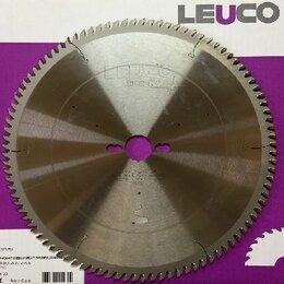 Дисковые пилы - Пила дисковая с напайками 300х30 z=96 Leuco topline TR-F 192459 (10гр) зуб 8,5х2, 0