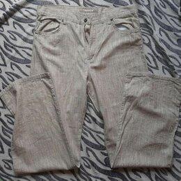 Брюки - Мужкие новые брюки. Лён. 48-50 рр, 0