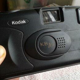 Пленочные фотоаппараты - Пленочный Фотоаппарат Kodak KB10, 0