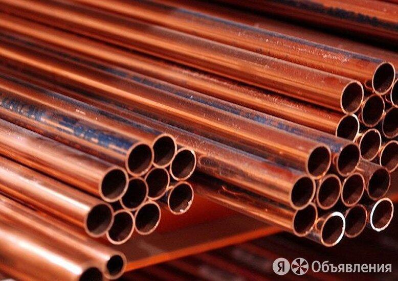 Труба бронзовая 65х12 мм БР03Ц12С5 ГОСТ 24301-93 по цене 595₽ - Металлопрокат, фото 0