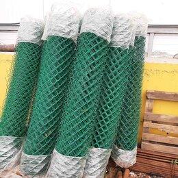 Заборчики, сетки и бордюрные ленты - продам сетку рабицу ПВХ, сетка для забора и ограждений, сетки уфа, 0