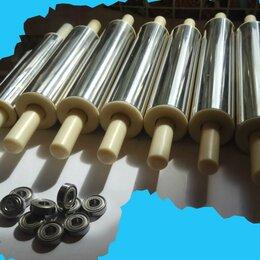 Скалки - Скалка из нержавейки длина 30 см диаметр 7,5 см, 0