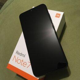 Мобильные телефоны - Redmi note 7 32 гб черный, 0