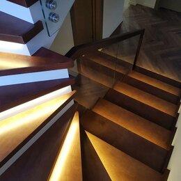 Интерьерная подсветка - Подсветка лестниц автоматическая, Умный свет, 0