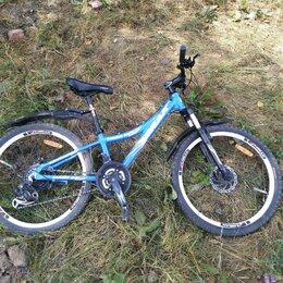 Велосипеды - Велосипед Lorak, 24 дюйма, на запчасти, 0