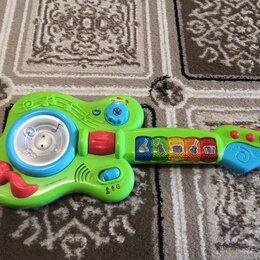 Развивающие игрушки - Музыкальная гитара, 0