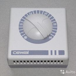 Слесари - Терморегулятор комнатный cewal RQ 10 (3,5 квт), 0