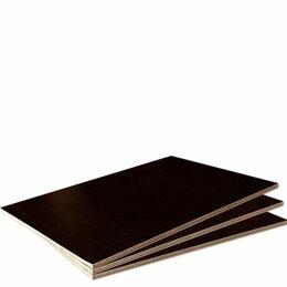 Древесно-плитные материалы - Фанера ламинированная standart 1220*2440*18 sunbirch, 0