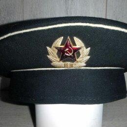 Военные вещи - Бескозырка ВМФ СССР ОДЕССА Размер 54, 0