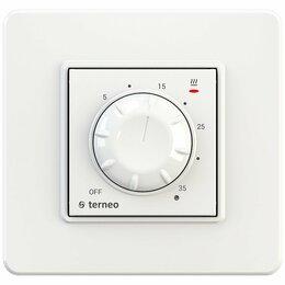 Электрический теплый пол и терморегуляторы - Терморегулятор Terneo Rol, 0