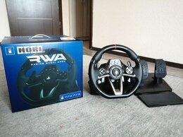 Рули, джойстики, геймпады - Игровой руль Hori Racing Wheel APEX, 0
