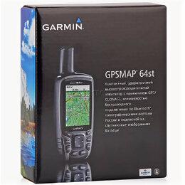 GPS-навигаторы - Навигатор туристический Garmin GPSMAP 64 st, 0