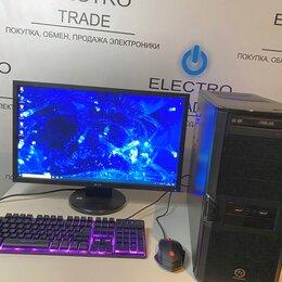 Настольные компьютеры - Игровой компьютер i5 3550/GT 1030, 0