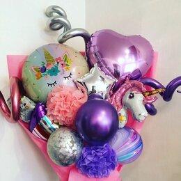 Воздушные шары - Крафт букет из воздушных шаров, 0