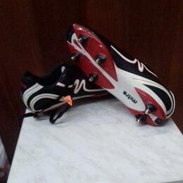 Обувь для спорта - Размер 41 Бутсы с железными шипами Mitre Новые, 0
