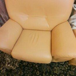 Кресла - Испанское кресло кожанное, 0