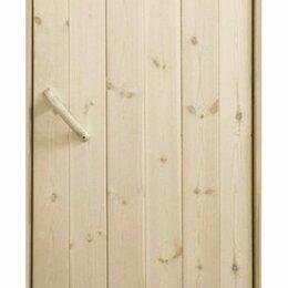 Двери - Дверь банная глухая «Ласточкин хвост», 0