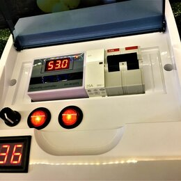 Электроустановочные изделия - Автоматика Блок управления сушильно-вялочной климат камеры, 0