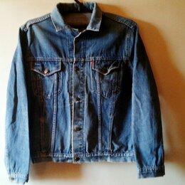 Куртки - Levis strauss куртка джинсовая 80rгоды винтаж, 0