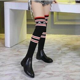 Ботинки - Ботинки - Чулки, 0