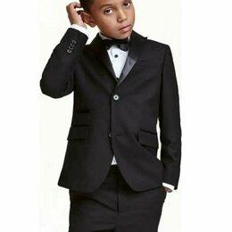 Пиджаки - Пиджак на мальчика р.158, 0