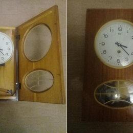 Часы настенные - Продаю часы настенные Янтарь очз 1957 года, 0