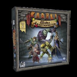 Настольные игры - Кланк: Шайка авантюристов (дополнение), 0
