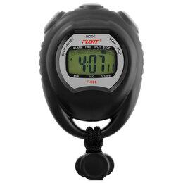Секундомеры - Секундомер (стоп часы, будильник, календарь) на 1 человека, 0