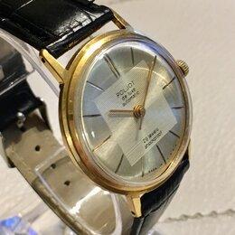 Наручные часы - Часы Полет Делюкс автомат, 60-е гг., 0