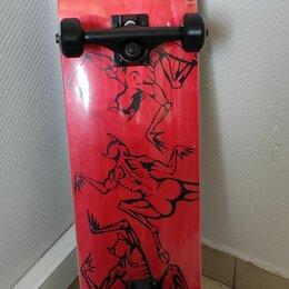 Скейтборды и лонгборды - Скейтборд RIDEX DIABLO 31.7″X8.125″, 0