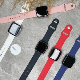Умные часы и браслеты - Часы Apple Watch 6 Новые + Видеообзор, 0
