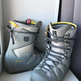 Ботинки - Burton Moto EUR 46 US men 12 Сноубордические ботинки, 0