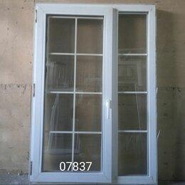 Готовые конструкции - Пластиковое окно (б/у) 1460(в)х1000(ш), 0