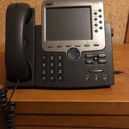 VoIP-оборудование - Телефон VoIP Cisco 7970G, 0