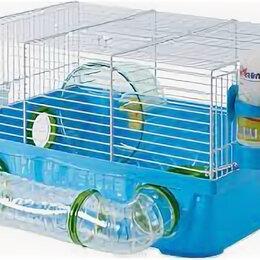 Клетки и домики  - SAVIC Клетка д/ мелких грызунов SPELOS XL METRO 59*37*26см S0147 , 0