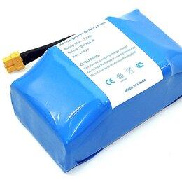 Аксессуары и запчасти - Аккумулятор 10S2P для гироскутера 36V 3.6Ah Li-ion, 0