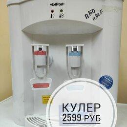 Кулеры для воды и питьевые фонтанчики - Настольный кулер, 0