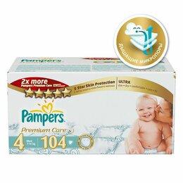 Подгузники - PAMPERS Premium Care Подгузники MAXI 8-14 кг    Коробка, 0
