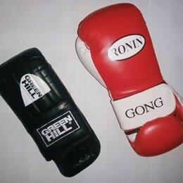 Боксерские перчатки - Перчатки боксерские детские, 0