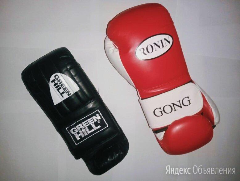 Перчатки боксерские детские по цене 3500₽ - Боксерские перчатки, фото 0