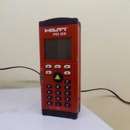 Измерительные инструменты и приборы - Лазарный дальномер Hilti, 0