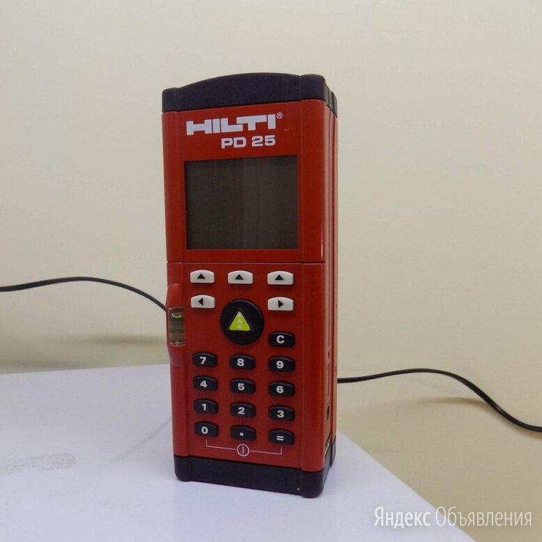 Лазарный дальномер Hilti по цене 4800₽ - Измерительные инструменты и приборы, фото 0