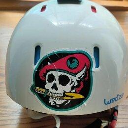 Защита и экипировка - Горнолыжный шлем, 0